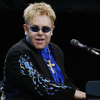 Elton John 'Goodbye Yellow Brick Road'