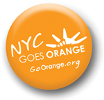 NYC Goes Orange