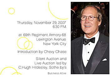 Chevy Chase Collaborating for a Cure