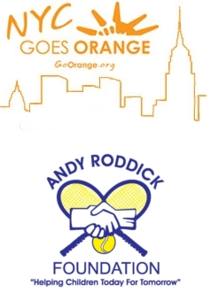 Andy Roddick Foundation Food Bank NYC