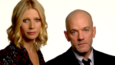 Michael Stipe Gwyneth Paltrow