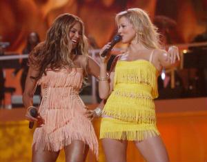 Beyonce and Jewel