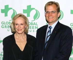 Global Green Sustaianable Awards Glenn Close