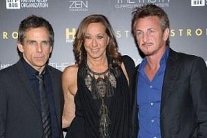 Ben Stiller Donna Karan Sean Penn